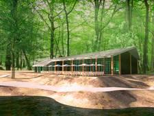 De koffie staat eind 2018 klaar bij Natuurpoort Stiphout