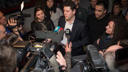 LIVE: Tom Meeuws stapt dan toch niet op - Groen houdt crisisvergadering