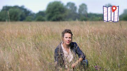"""De warmste vakantieplek van Vlaanderen, met actrice Katrien De Ruysscher (41): """"In De Watering hoor je enkel de natuur"""""""