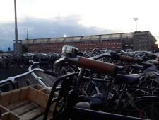 Naast het Rat Verlegh Stadion parkeren voor NAC-PSV? Vergeet het maar