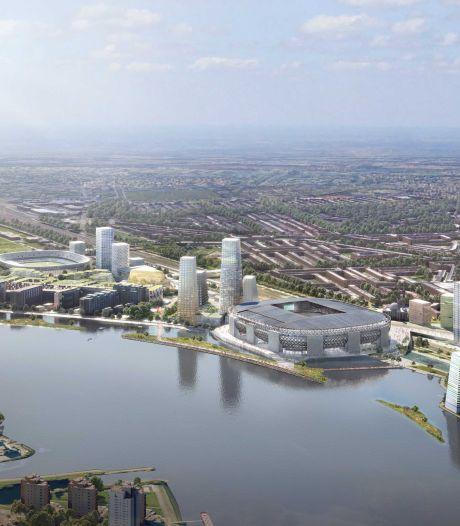 Doorbraak Feyenoord City: laboratorium maakt plaats voor nieuw stadion
