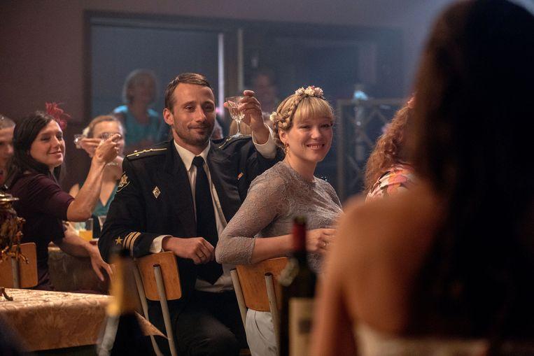 Matthias Schoenaerts en Léa Seydoux spelen een een hoofdrol in 'Kursk' aka 'The Command'