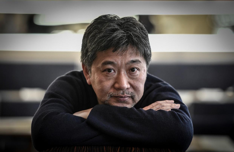 Hirokazu Kore-Eda. Beeld AFP/Stephane de Sakutin