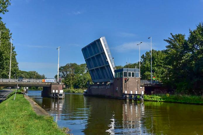 De Zegerbrug in Alphen sluit niet meer