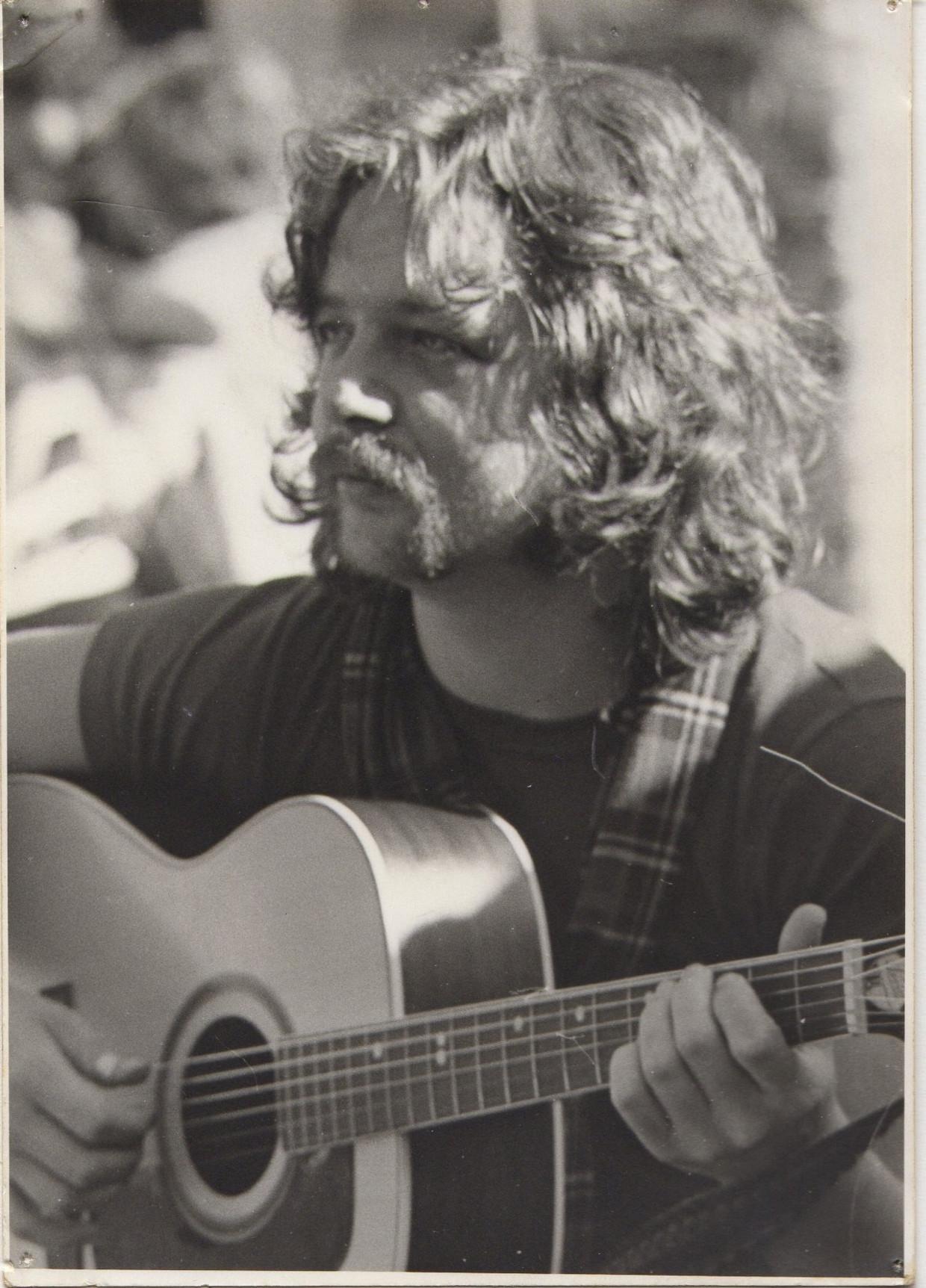 Tamalone, de artiestennaam van Michiel Buijen. Beeld Kick Smit