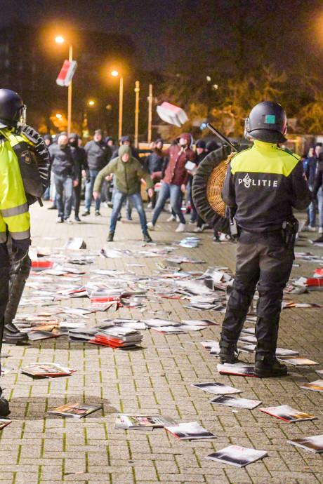 Bestorming stadion lijkt gecoördineerde actie: jonge, harde kern van PSV roert zich