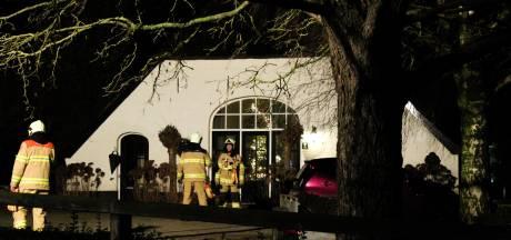 Bewoner lichtgewond door woningbrand in Gendt
