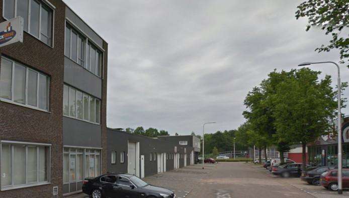 De Kaptein Rondairestraat in Tilburg.