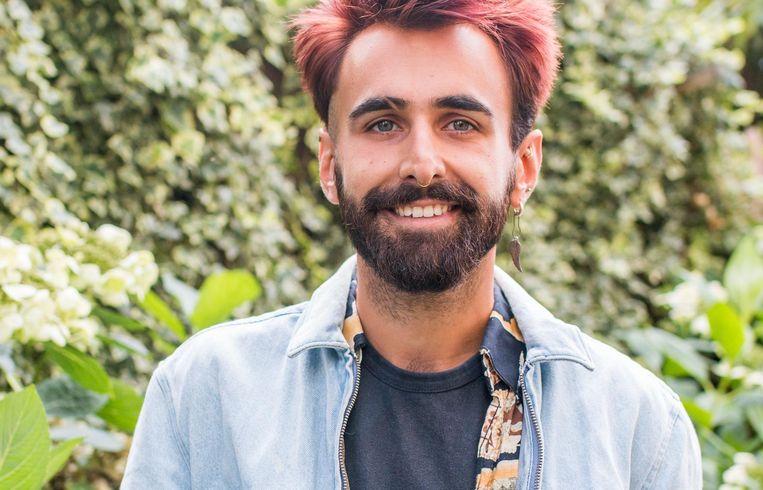 Amin Mohammadaliei Beeld Tammy van Nerum
