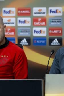 Dolberg: Ajax voetballend beter dan Kopenhagen