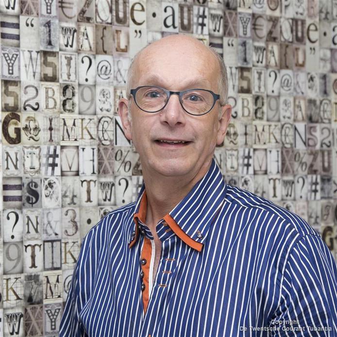 Frank Kaspers: 'Een eigen kantoor is goed voor de professionele uitstraling van mijn bedrijf.'