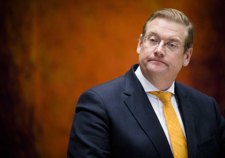 Ard van der Steur Beeld ANP
