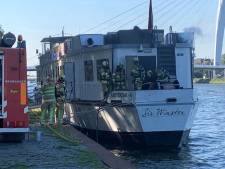 30 Duitsers fietsen hun schrik eruit in het Groene Hart na brand op hun cruiseschip