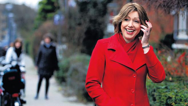 Monica Overdijkink: 'Net zo lief had ik die bekendmaking niet zo gedaan. Voor mij hoefde dat niet zo nodig.'