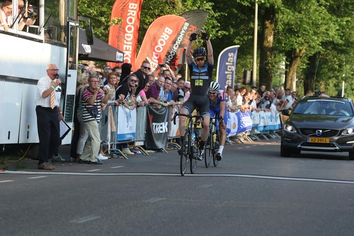 Jasper Hamelink won dit jaar de Parel van de Veluwe