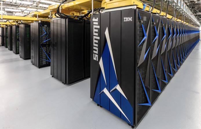 Supercomputer 200 petaflops
