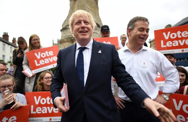 **Officiële campagne Brexit gaf teveel geld uit en krijgt boete van 69 duizend euro**