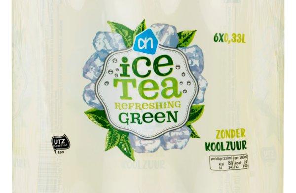 Een lekker en gezond alternatief voor frisdrank: ijsthee. Of toch niet?
