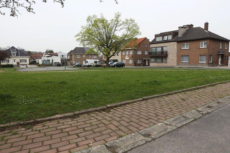 Onder meer het Zegershof krijgt nieuwe voetpaden.