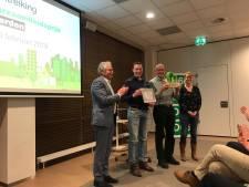 MeetINoffice en varkensbedrijf Kreuger  winnen Duurzaamheidsprijs D66 Woerden