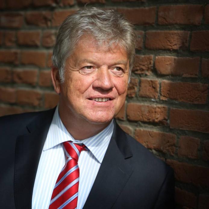 Burgemeester Petter van Bergen op Zoom