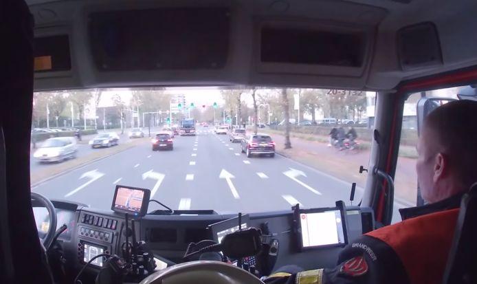 Met loeiende sirenes op pad met Brandweer Midden- en West-Brabant
