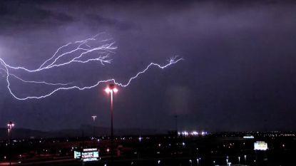 Code geel in Limburg: KMI waarschuwt voor hevige regen en onweer in oosten van het land