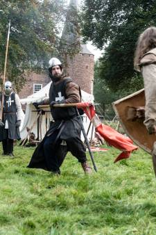 Middeleeuws Hernen wordt jaarlijks kasteelfestival