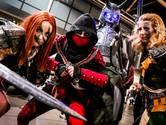 Dutch Comic Con trekt 35.000 bezoekers