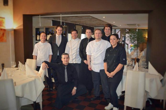 Le restaurant d'Embourg entre dans le guide Bib Gourmand.
