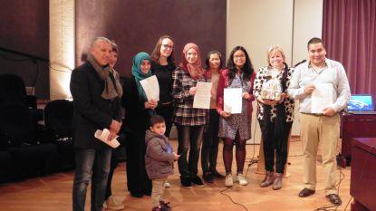 Stedelijke integratieraad overhandigt memorandum aan politici