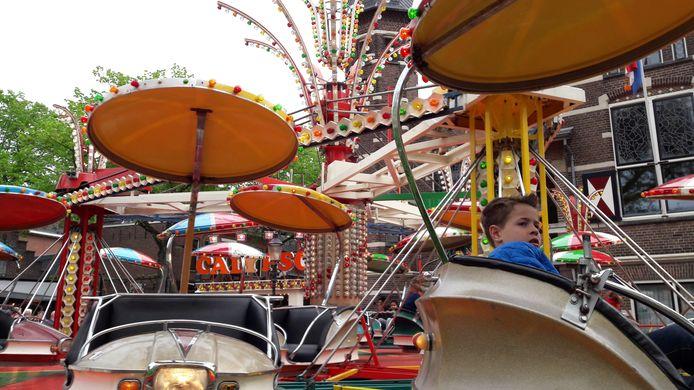 Ook door de nostalgische kermis in Oisterwijk gaat dit jaar een streep.