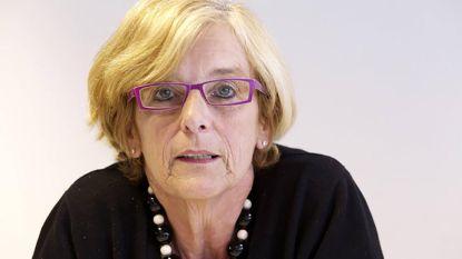 Marleen Vanderpoorten wordt voorzitter AP Hogeschool