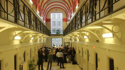 Gedetineerden slapen nog altijd op grond in Gentse gevangenis
