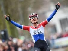 Vos start seizoen op de weg in Strade Bianche