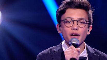 """1,8 miljoen fans weten het al: """"Justin wint 'The Voice Kids'"""""""