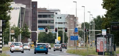 'Groene golf' voor automobilist in Arnhem op zwart in verband met volksgezondheid