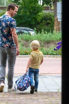 Voor het eerst naar school: Spannend, ook voor de ouders