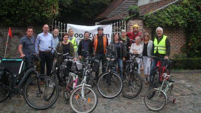 voorZwalm wil fietssnelweg tussen Oudenaarde en Zottegem