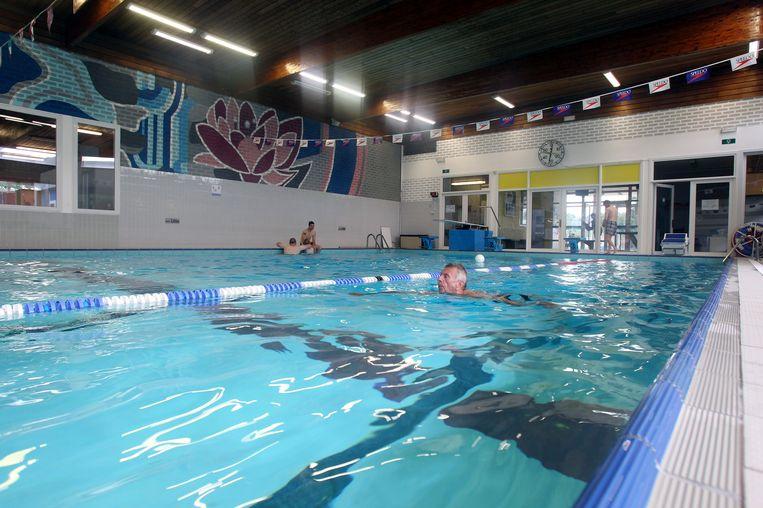 Beernem zwembad wordt maakt plaats voor een nieuw exemplaar