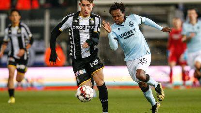 Football Talk. Busi (Charleroi) in beeld bij Torino - Iconen Buffon en Chiellini langer bij Juventus?