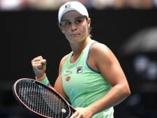 'Kleintje' Barty nu groot voorbeeld: Australische verrast tenniswereld