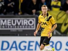 NAC wil contract Arno Verschueren openbreken