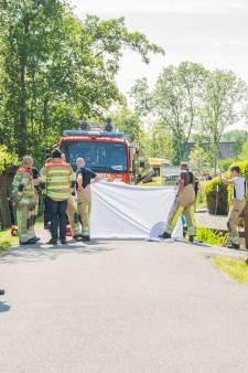 Vrouw overleden na eenzijdig fietsongeluk in Linschoten