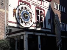 De gedumpte stationsklok is terug in Den Bosch