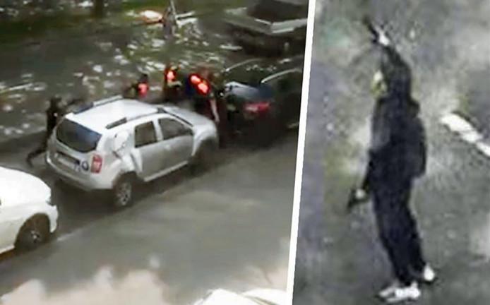 De man die schoot de nacht voor de schietpartij nog een vierde persoon dood.