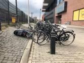 Achtergelaten Koningsdagfietsen Gaslaan binnen twee weken naar fietsendepot
