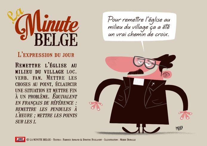 """""""Remettre l'église au milieu du village"""""""