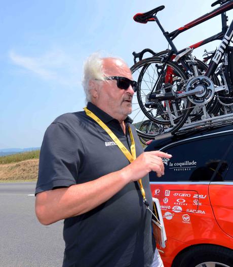Andy Rihs, eigenaar wielerploeg BMC, overleden