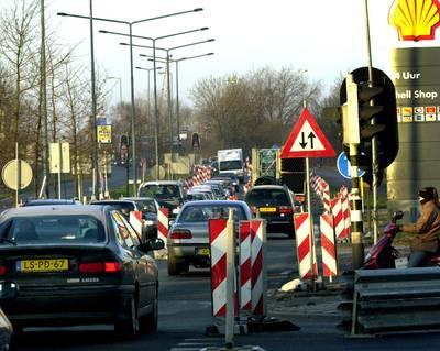 Kruising noordelijke rondweg Breda slibt dicht. Wat nu?
